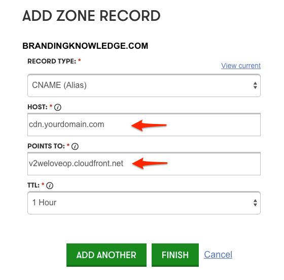 Speed-Up-WordPress-adding-domain-CNAMEs