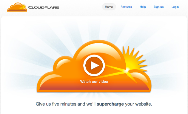 Speed-Up-WordPress-cloudflare