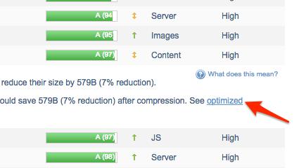 Speed-Up-WordPress-gtmetrix-Speed-Up-WordPresstimized-version