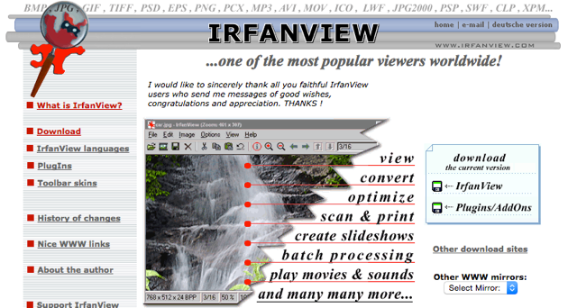 Speed-Up-WordPress-irfanview