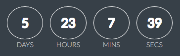 Scarcity with Countdown Timers | Limited Time Sales