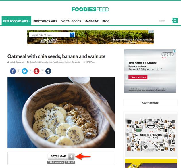 Free stock photos   Foodiesfeed Stock Photos