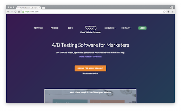 Tools we use to run our software company | Visual Website Optimizer