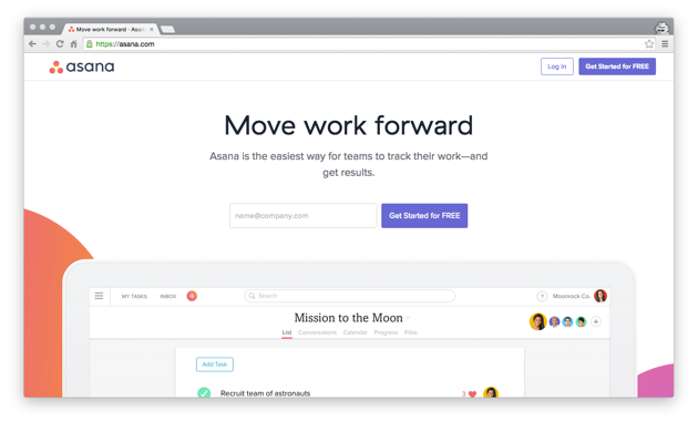 Tools we use to run our software company | Asana