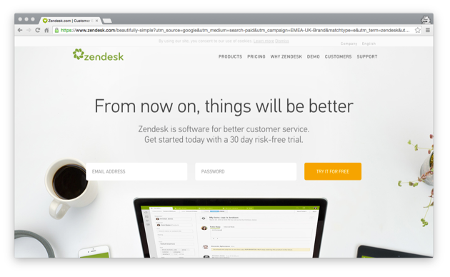 Tools we use to run our software company | Zendesk