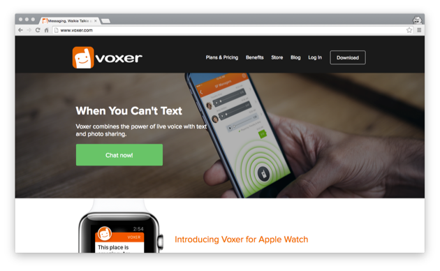 Tools we use to run our software company | Voxer