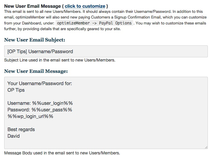 Membership software features for growing a successful website | Email Message Template