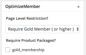Membership software features for growing a successful website | Page Level Restriction
