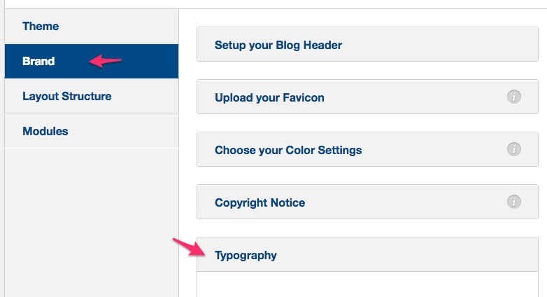 How to craft the perfect blog post   Typography Setup
