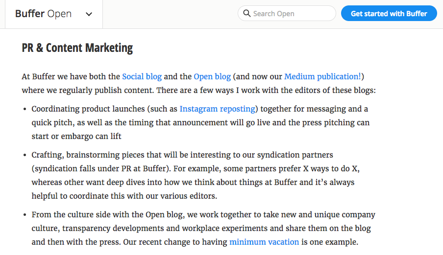 How to craft the perfect blog post   PR and Content Marketing