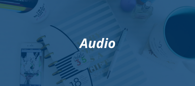 How to craft the perfect blog post   Audio