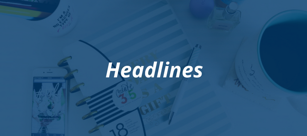 How to craft the perfect blog post   Headlines