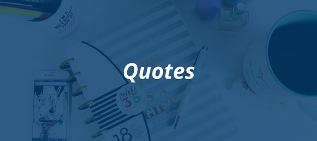 How to craft the perfect blog post   Quotes