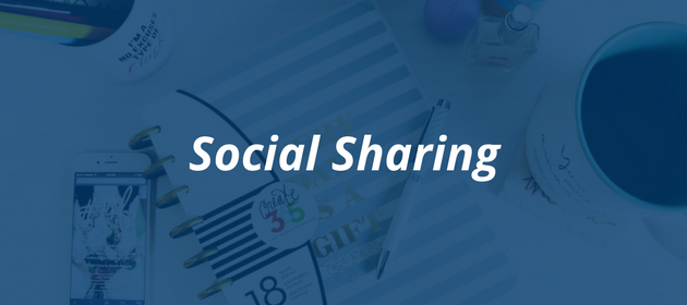 How to craft the perfect blog post   Social Sharing