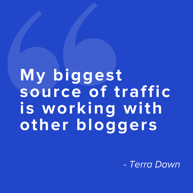 How to build a 5k per month business | Terra Dawn Quote
