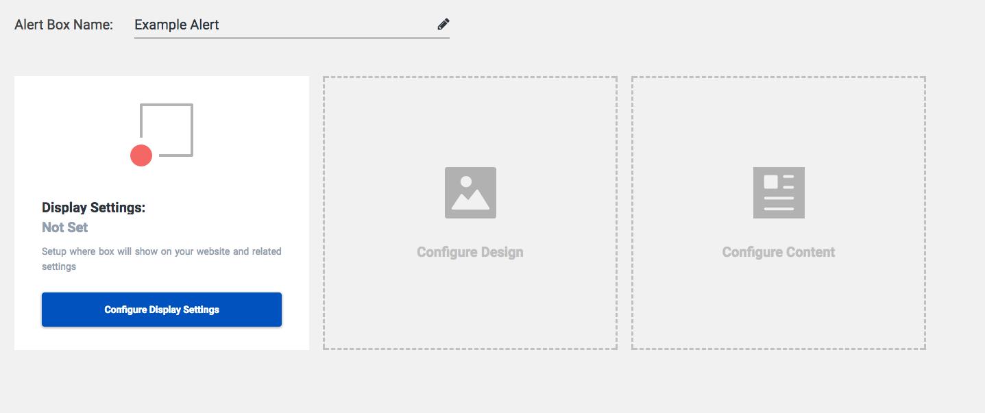 Getting started with OptimizeUrgency | OptimizeUrgency Display Settings