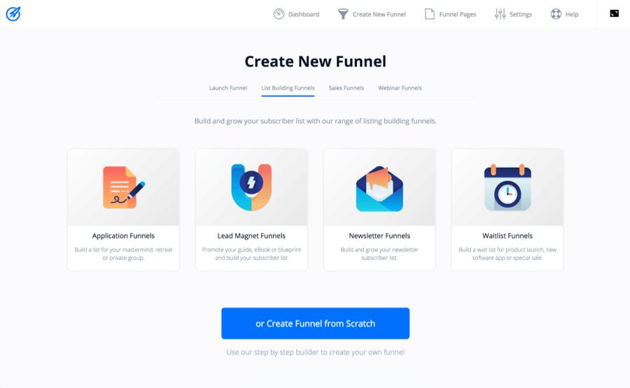 Clickfunnels Alternative funnel builder