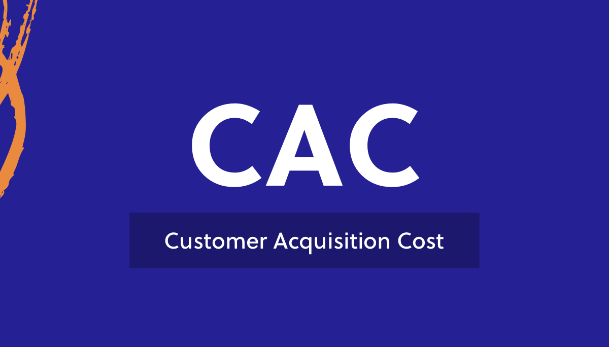 Customer Acquistion Cost Title
